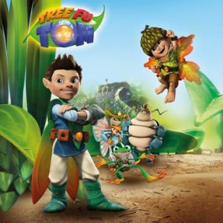 Tree Fu Tom Debuts On The Sprout Channel 4/22!