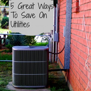5 Great Ways To Save On Utilities