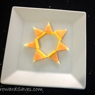 Fruit Candy Corn Recipe – A Healthy Halloween Snack!