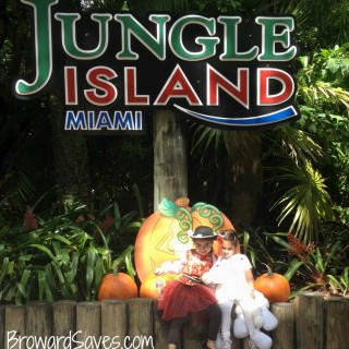 Jungle's Island Spooktacular Event Was a Huge Success!! #JISpooktacular