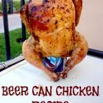 Beer Can Chicken Recipe