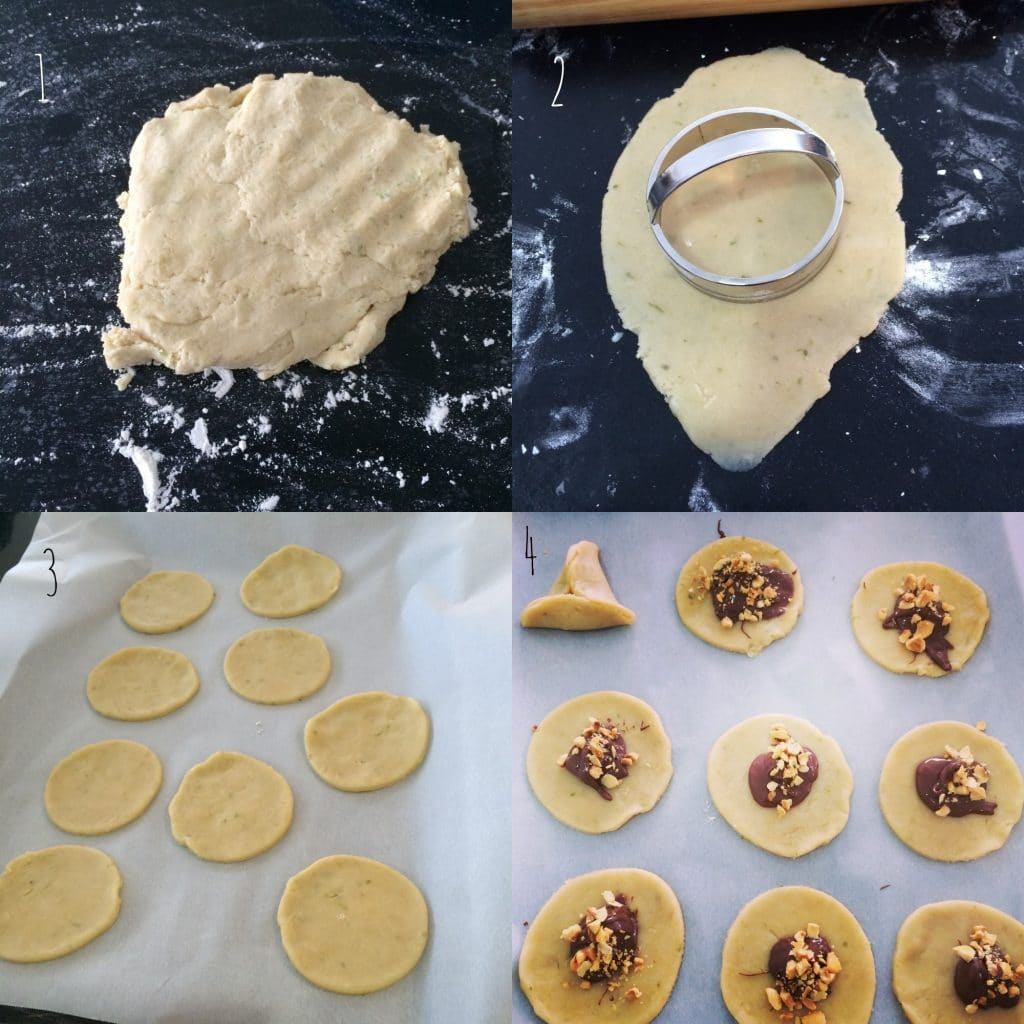 This hamantashen cookie recipe is to die for! Made with homemade Jam and walnuts. Try this for your next holiday and your guest will surely be pleased.