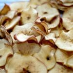 Homemade Crunchy Apple Chips Recipe – No Dehydrator Needed!