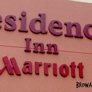What A Pleasant Stay At The Marriott Residence Inn