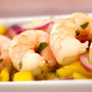 Shrimp & Mango Ceviche Recipe – Easy And Healthy Summer Recipe!