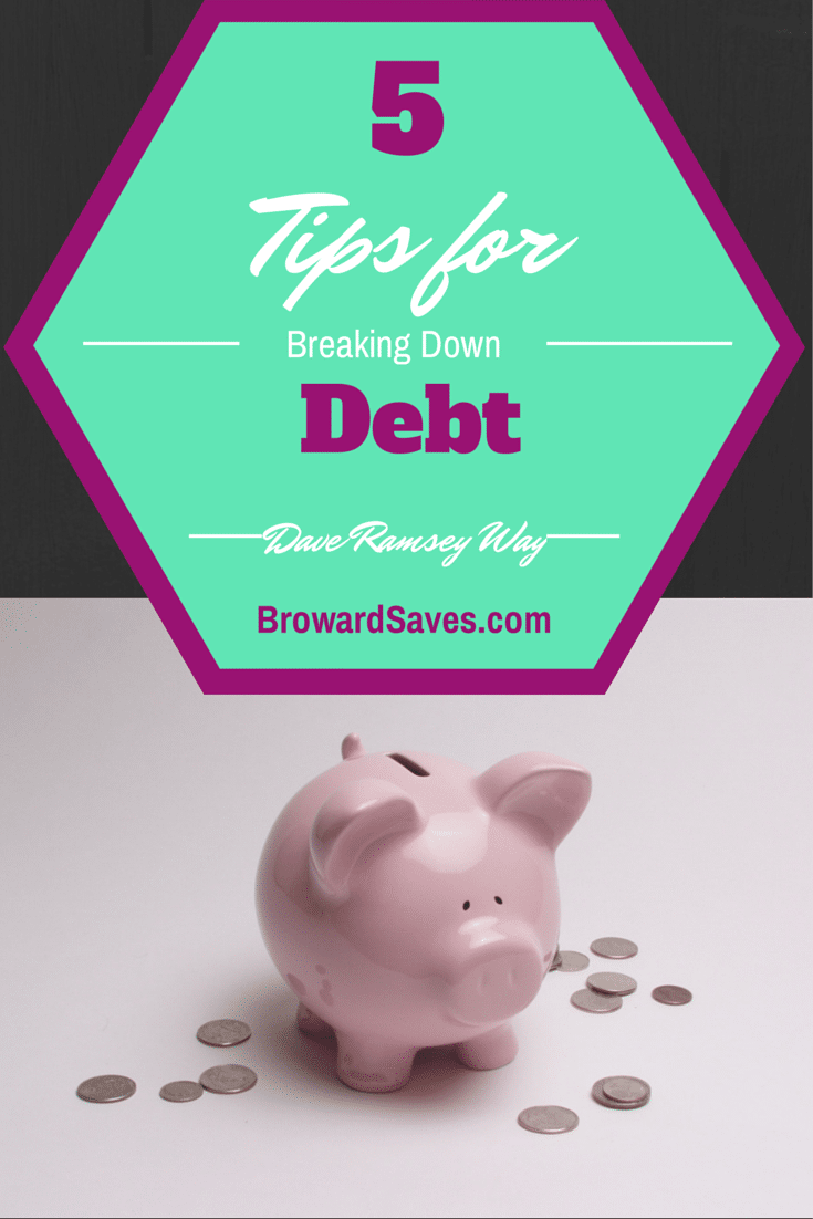 tips-for-breaking-down-debt