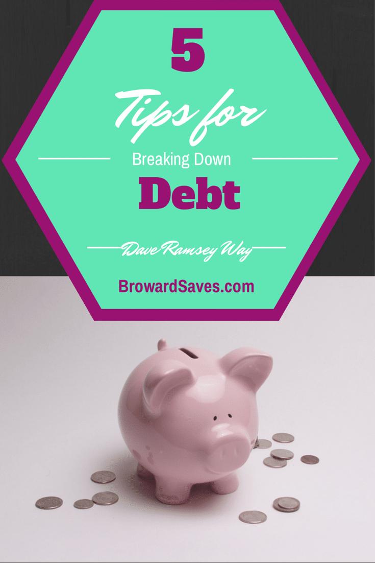 tips-for-breaking-down-debt