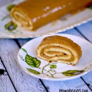 Dulce De Leche Roll Recipe