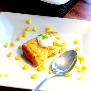 Delicious And Creamy Corn Souffle Recipe