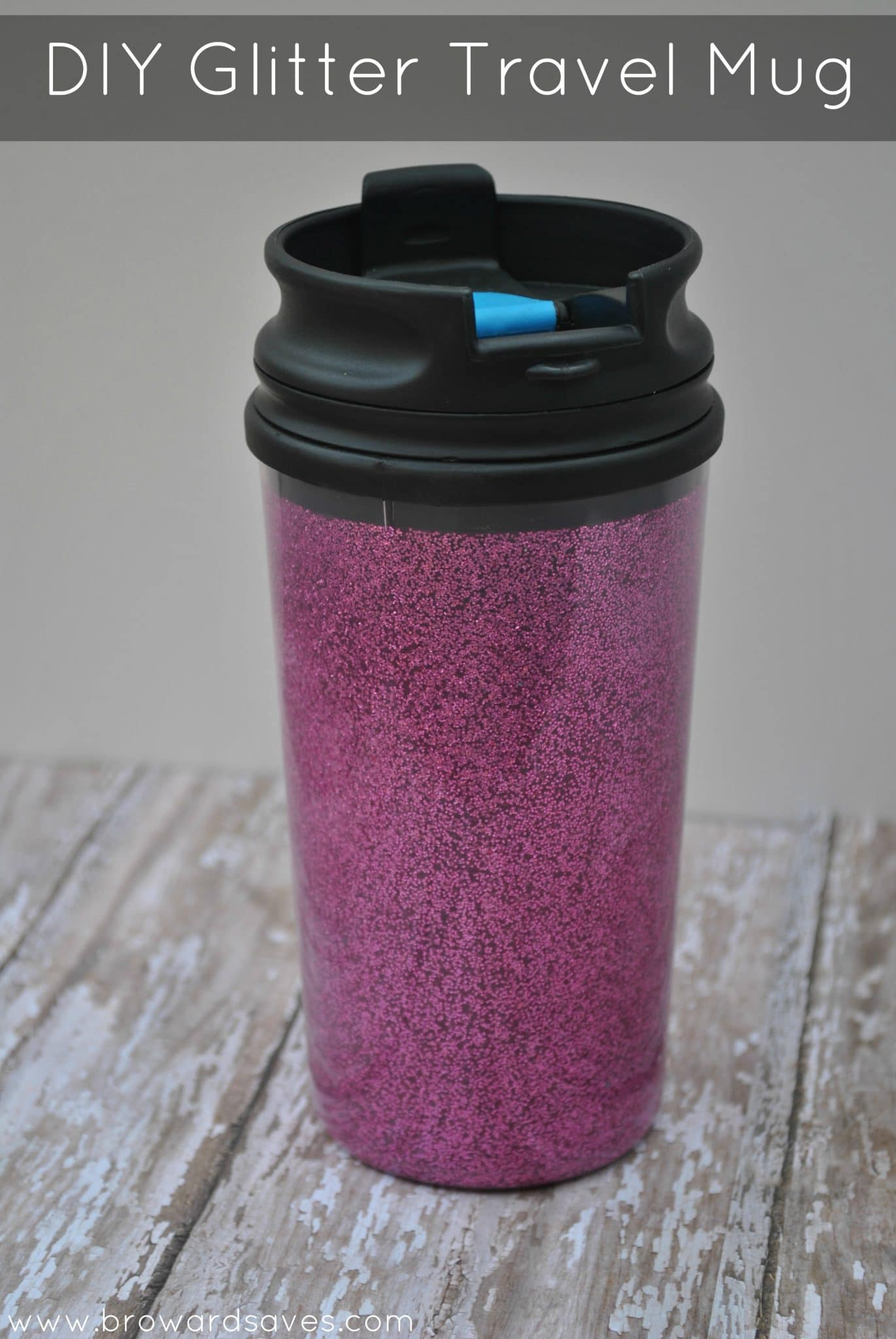 Weekend Project Diy Travel Mug For Just 1 Living Sweet Moments