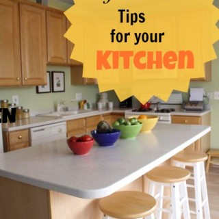 Organizational Tips For Your Kitchen