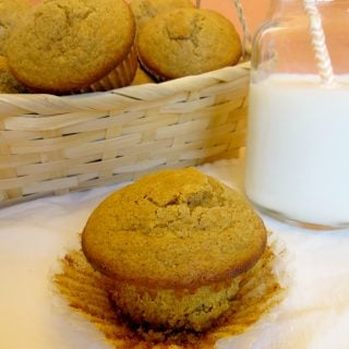 Delicious Spiced Gluten Free Muffin Recipe