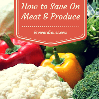 How To Save On Meat And Produce