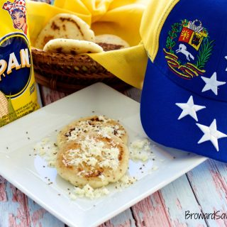 Anise Flavored Arepa Recipe
