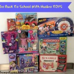 Go Back To School With Hasbro #Hasbro