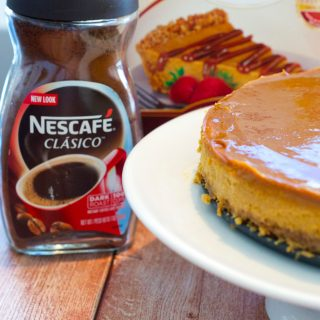 Dulce De Leche Cheesecake Recipe