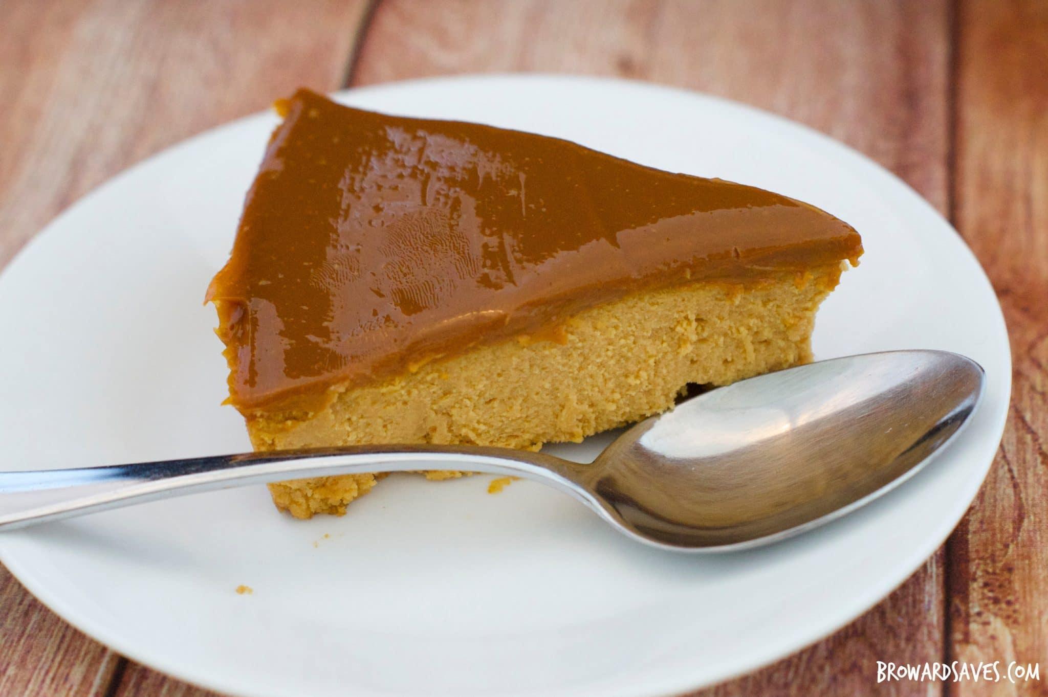 Heavenly No-Bake Dulce De Leche Cheesecake