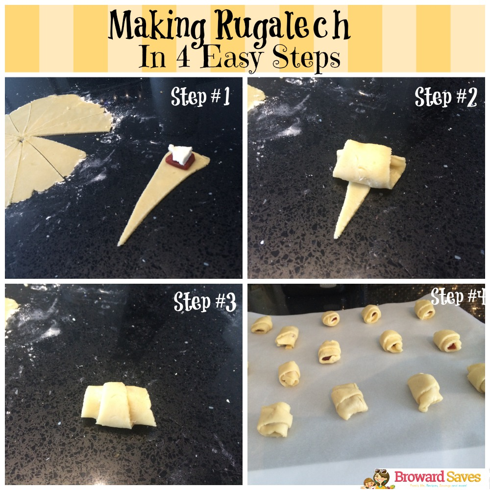 These Guava and Cheese Rugelach Cookies Recipe is so simple and so delicious! Delight your guests with this cookies with tea or dessert. Yummy!