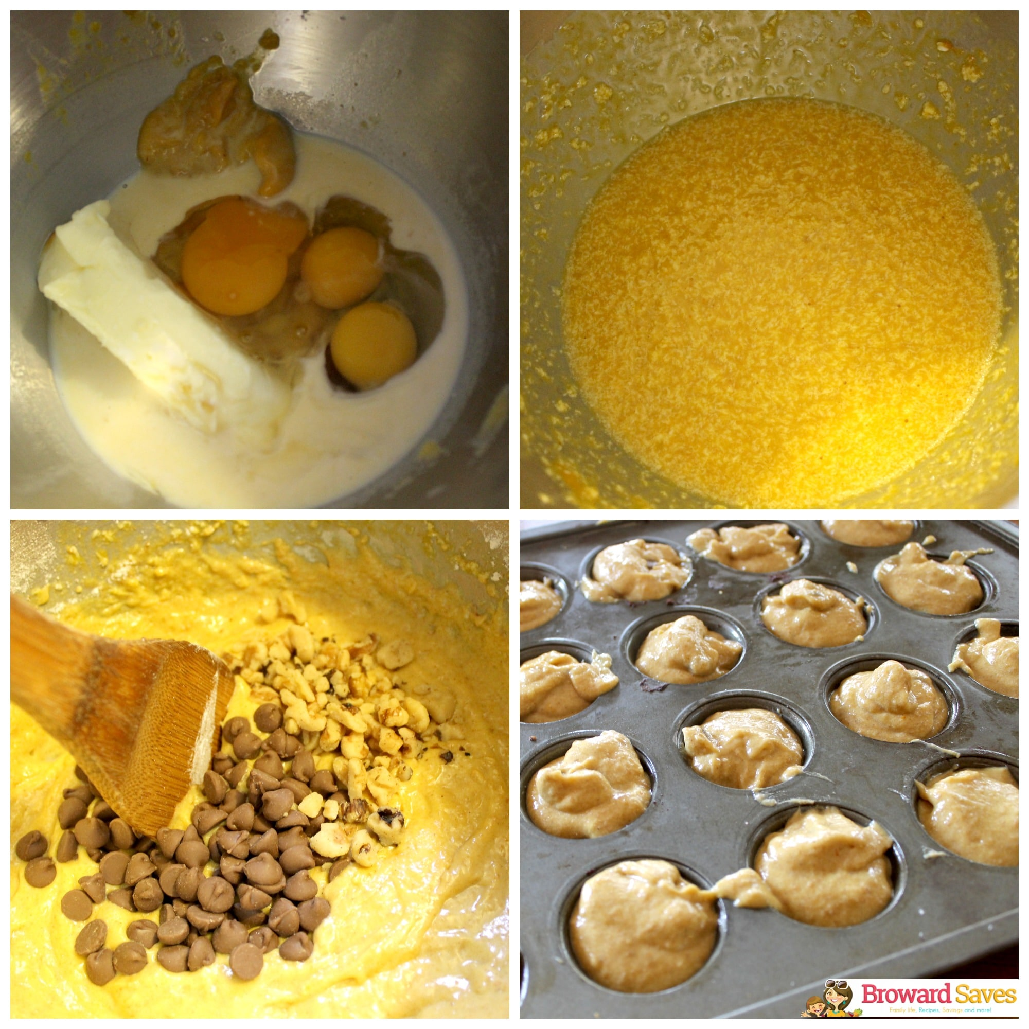 pumpkin-mini-muffins-recipe-in-process