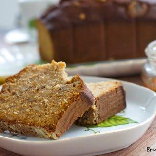 Walnut Honey Bread Recipe