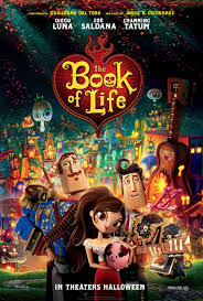 The Book Of Life Movie Review #BookOfLife