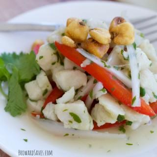 Healthy Easy Ceviche Recipe