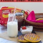 French Toast Frozen Waffles Recipe