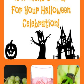 10 Healthy Snacks For Halloween