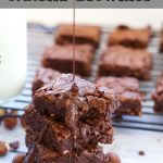 Delicious And Decadent Nutella Brownies