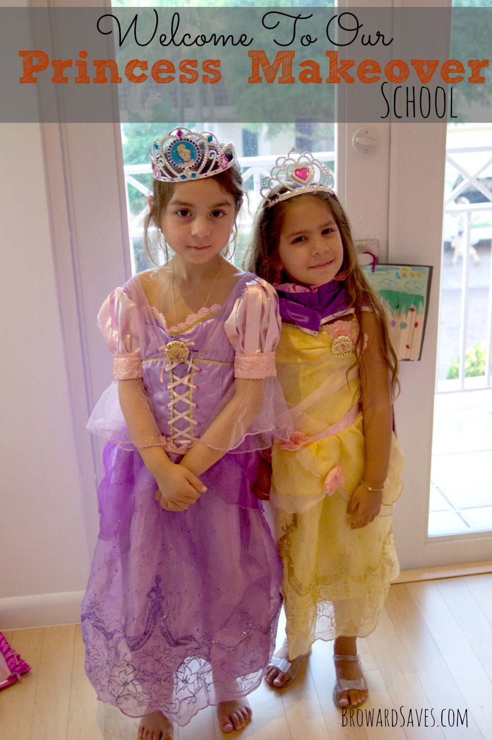 Welcome To The Modern Princess Makeover School Living