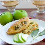 Apple & Sage Chicken Breast Recipe