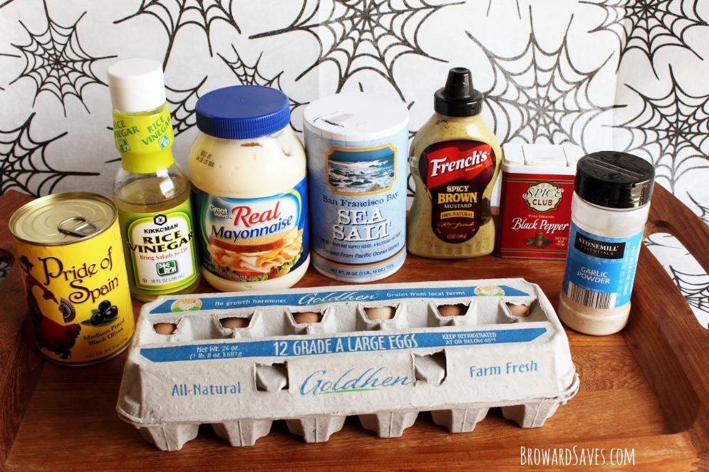 spider-deviled-egg-recipe-ingredients