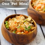 Turkey Quinoa One Pot Meal