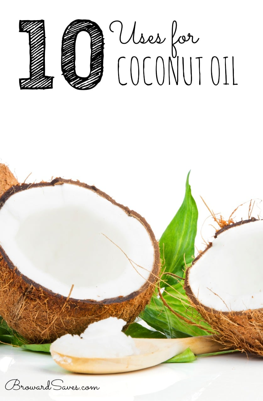 uses-for-coconut-oil