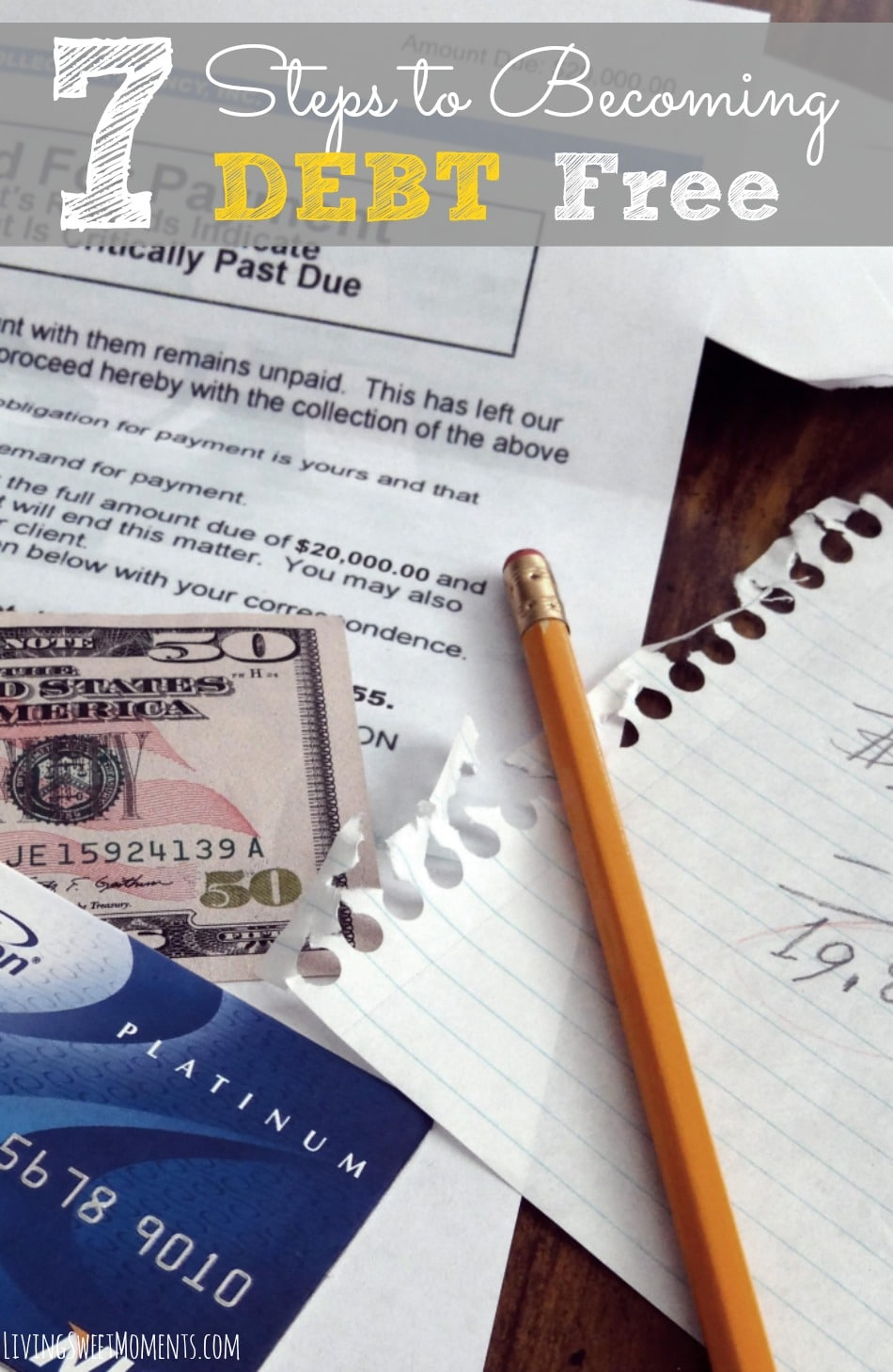 7-steps-to-becoming-debt-free-this-year