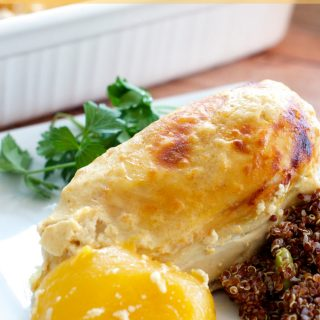 Apricot Baked Chicken Recipe