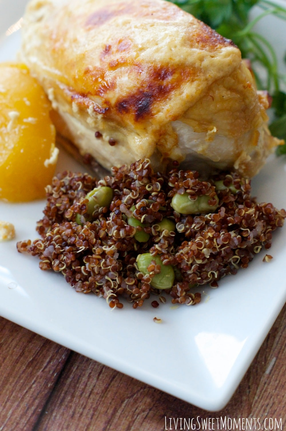 apricot baked chicken recipe living sweet moments