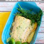 Creamy Dill Baked Salmon Recipe