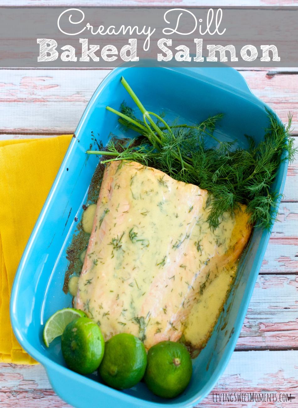 creamy-dill-baked-salmon-recipe