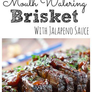 Jalapeño Brisket Recipe