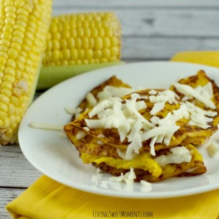 Latin Corn Pancakes Recipe – Cachapas