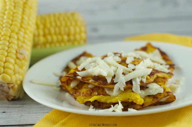 Latin corn pancakes recipe cachapas living sweet moments latin corn pancakes recipe cachapas forumfinder Choice Image