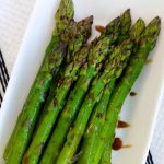 Lemon Balsamic Asparagus Recipe