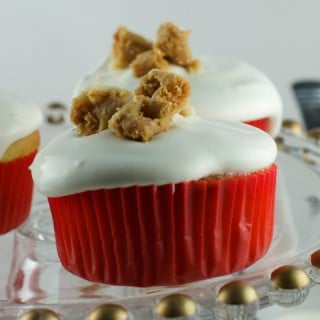 Delicious Pumpkin Pie Cupcakes