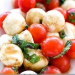 Quick Caprese Salad Recipe
