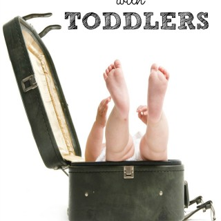 Tips On Traveling With Toddlers