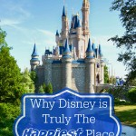 Why Disney Is Truly The Happiest Place On Earth