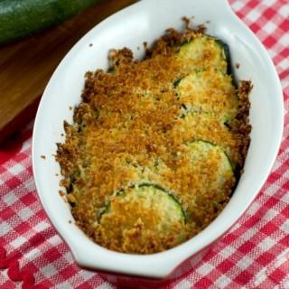 Easy Zucchini Gratin Recipe