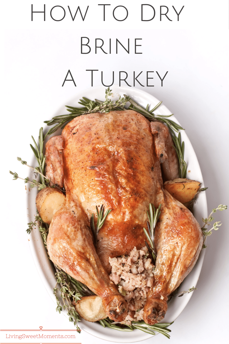 how to cook a butterflied turkey crown