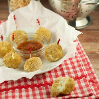 Cheesy Potato Croquettes Recipe